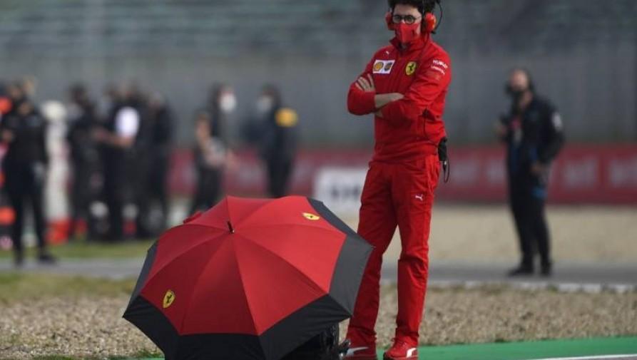 A Ferrari csapatfőnöke bizakodó