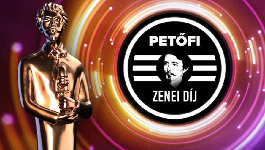 Január 23-án adják át a Petőfi Zenei Díjakat