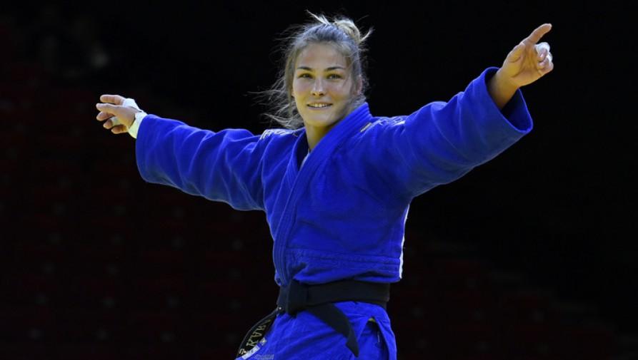 Karakas Hedvig első női cselgáncsozóként lett az év sportolója