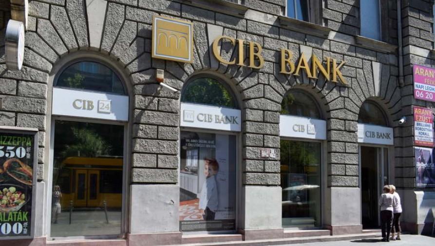 40 millió forint bírságot fizet a CIB Bank
